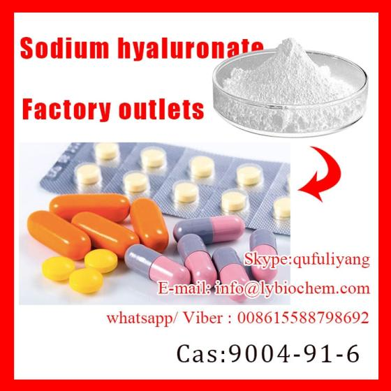 Sell High Quality Sodium Hyaluronate CAS No 9004-61-9