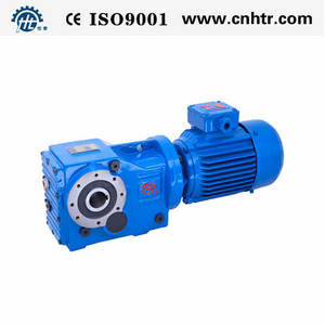 Wholesale Gearboxes: HK Series Helical Bevel Gear Speed Reducer