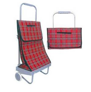 Wholesale shopping trolley: Foldable Shopping Trolley