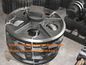 Wholesale hydraulic drill: Track Idler for NIPPON SHARYO ED5500 Hydraulic Earth Drilling Rig