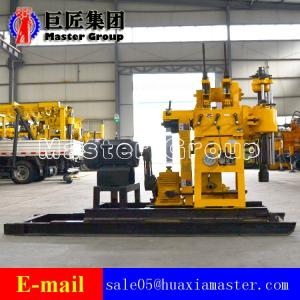Wholesale hydraulic drill rig: High Quality Hydraulic Removable Water Well Drilling Rig for Sale HZ-200YY
