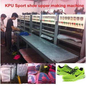Wholesale kpu shoe upper machine: 2015 China KPU/TPU Shoe Upper Presser Machine