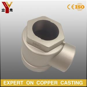 Wholesale casting foundry: Brass/Bronze Valve Parts/ Bronze Valve Casting Body Made by Chinese Foundry