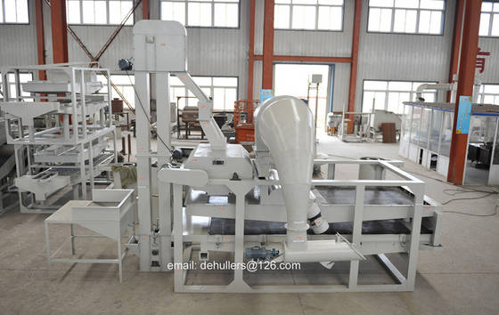 Sell Advanced Pumpkin seed dehulling machine,hulling machine,dehulling equipment
