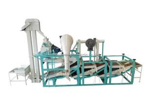 Wholesale sesame sorting machine: Tartary Buckwheat Dehulling Machine - Supplied Directly by Real Manufacturer!