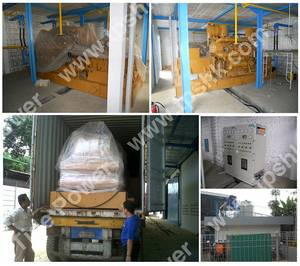 Wholesale Other Generators: 500KW Gas Generator Set China Gas Genset