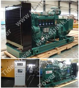 Wholesale Gas Turbine Generators: Cummins Biogas Generator Set Cummins Genset