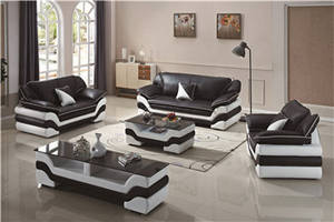 Wholesale china furniture: China Mordern Italy Leather Sofa Divan Furniture