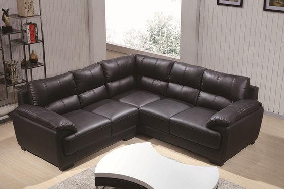 Modern Sofa L Shape Leather