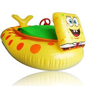 Wholesale amusement equipment: Amusement Water Park Play Equipment Kids Bumper Boat Cheap Price of Bumper Boat for Sale