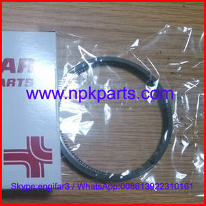 Wholesale piston ring set: Yanmar 4TNV88 Engine Parts Piston Ring Set 129005-22500