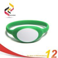 MIFARE 1K S50 Cool RFID Plastic Silicone Wristbands/Plastic Wrist Watch