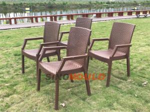 Wholesale chairs mould: SINO Rattan Chair Mould