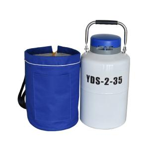 Wholesale liquid nitrogen canister: Factory Price Liquid Nitrogen Semen Storage Transport Container
