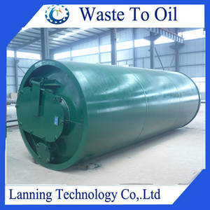 Wholesale Rubber Processing Machinery: Waste Tyre Pyrolysis Plant