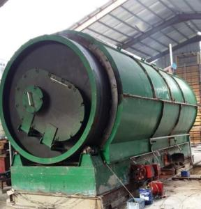 Wholesale Rubber Processing Machinery: Scrap Tyre Recycling Pyrolysis Plant