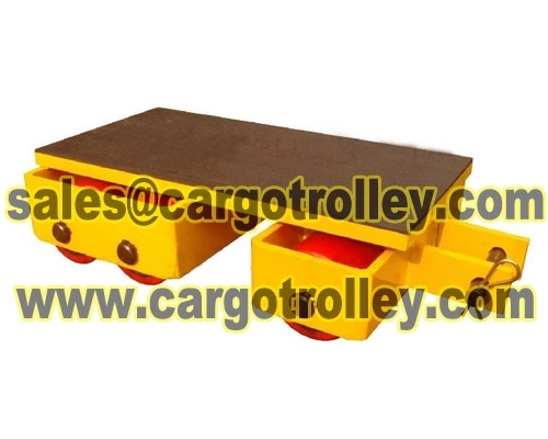 Sell Machinery dolly moving machines with no mark