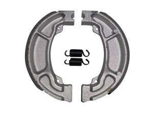 Wholesale spare part: Motorcycle Spare Parts Motorcycle Brake Shoes for Honda TITAN125 150 CBF125150 CB125ACE