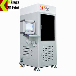 Wholesale car touch screen monitor: Kings 3035-C SLA 3D Printer/Industrial High Speed 3D Printer /3D Laser Printer/Plastic Printing Equi