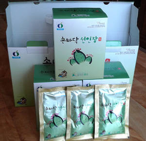 Wholesale korean traditional: Juice From Korean Traditional Palm Cactus