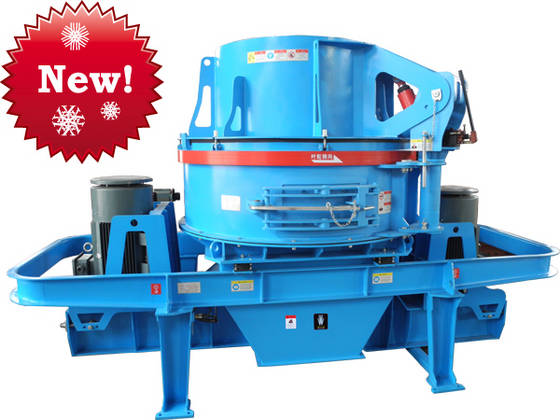 crushed stone: Sell PCL vertical shaft impact crusher