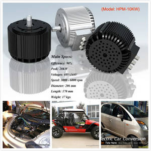 Wholesale car kit: Electric Car Motor Conversion Kit