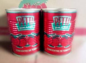 Wholesale Other Canned Food: Canned Tomato Paste Tomato Puree