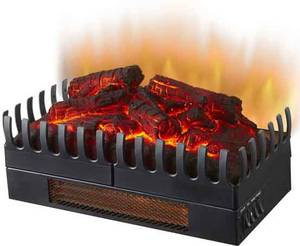 Wholesale Electric Heaters: Electric Fireplace Log Insert  with Heater and LED