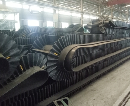 EP300 Sidewall Conveyor Belt Factory Price