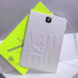 Wholesale clothing tags: Clothes Shoes Accessories Custom Hangtags