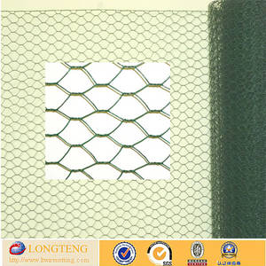 Wholesale chicken wire fence: Cheap Price PVC Coated Chicken Wire Fence