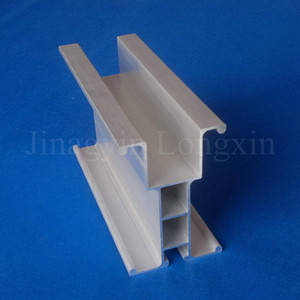 Wholesale Aluminum Profiles: Aluminum Scaffold Beam 120x80mm 6061 T6 Without Wood Fitter