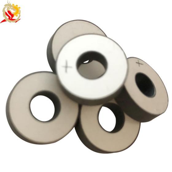 10*5*2mm PZT4 Piezoelectric Ceramic Ring Piezo Element