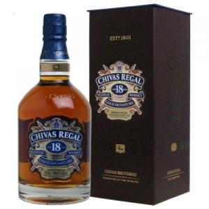 Wholesale chivas: Chivas Regal Aged 18 Years Blended Scotch Whisky