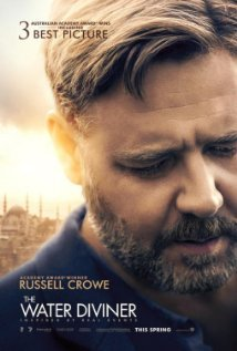New Release DVD Movie the Water Diviner Free Shipping Hot Selling