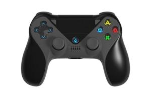 Wholesale wireless console: Bluetooth/2.4G Wireless Gamepad for PS4