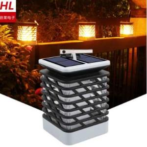 Wholesale light garden outdoor: LED Outdoor Solar Energy Light Garden DecorLight LD-2007