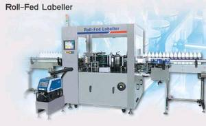 Wholesale yogurt machine: Hot Melt Glue BOPP Labeling Machine