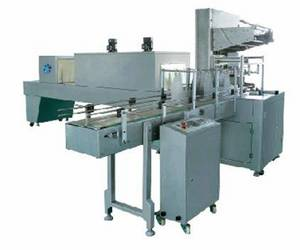 Wholesale wrap shrinking packing machine: Automatic Sleeve Wrapping Machine