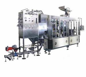 Wholesale filling: 2-IN-1 Filler Crown Capper Beer Filling Bottling Machine