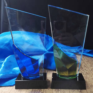 Wholesale crystal trophy: Crystal Trophy