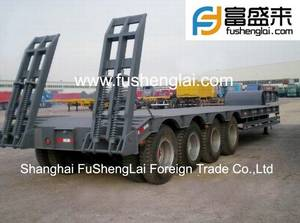 Wholesale small trailer: Windmill Blade Transport, Double Drop Lowboy Trailer, Double Expandable Trailers