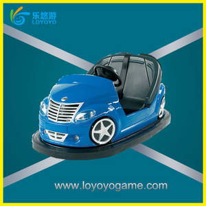 Wholesale amusement game machine: High Quality Child Amusement Bumper Car Game Machine
