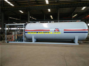 Wholesale mobile x ray system: Mobile 25ton 50000L LPG Skid Plants