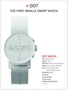 Wholesale watch smart: Dot Smart Watch