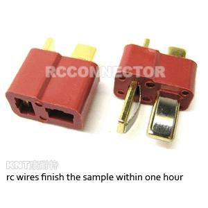 Wholesale cable: Deans Plug with Male &Female Connect Cable