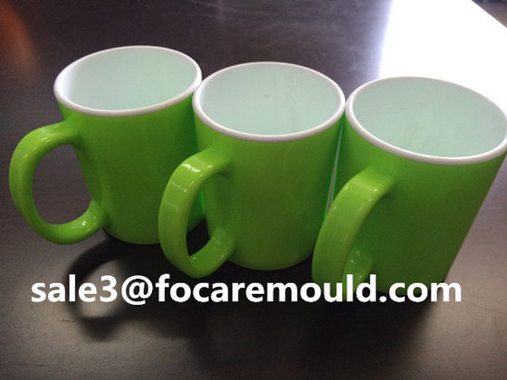 Colored Cup Mould | Double Color Houseware Cup Mould