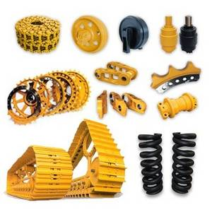 Wholesale shantui bulldozer parts: Undercarriage Parts