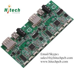 Wholesale Rigid PCB: Power Bank PCBA Printed Circuit Board Assembly China Manufactor