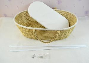 Wholesale wicker baskets: Moses Basket